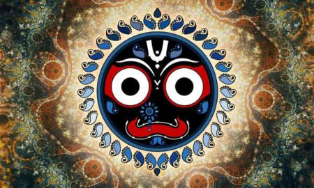 Jaya Jagannath an odia poem by Debadatta Mishra