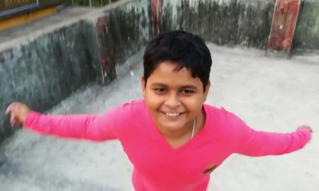 Gupteshwar Nanda's odia poem for children Dushta