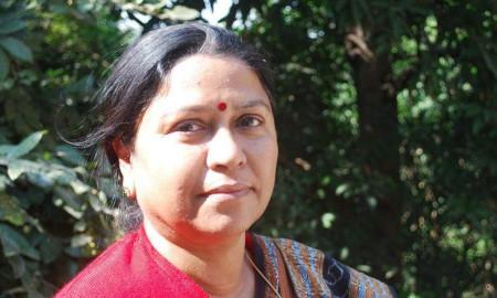 Odia Writer Aparna Mohanty