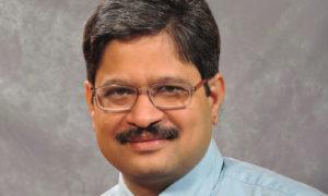Odia Author Dr. Nilamadhab Kar