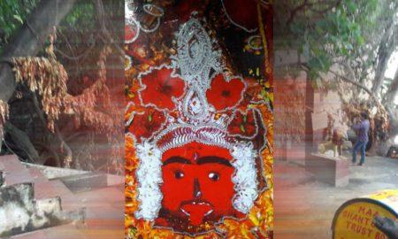 Bidyadhar Panda's Travel Article Maa Ghanteswari