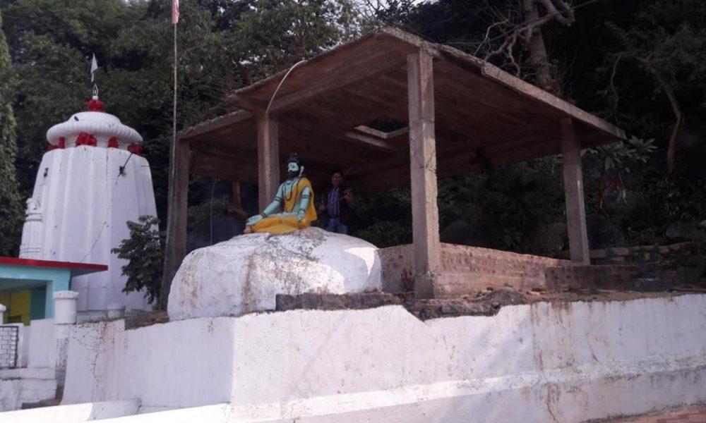 Er Bidyadhar Panda's odia travelogue Maa Bhattaarika Peetha