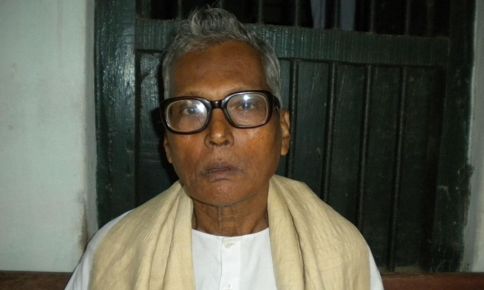 Odia Writer Shreebatsa Prasad Nath