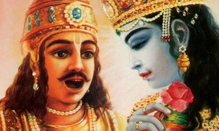 Deepak Baral's odia prose Arjunanka Sandeha