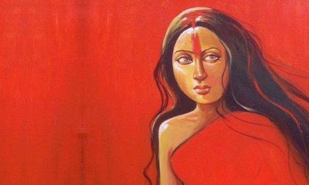 Sonali Swain's odia poem Aprema