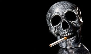 Pradipta Sundar Moharana's odia short story Cigarette